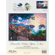 "M C G Textiles 52550 Multicolor 7"" x 5"" Disney Dreams Collection By Thomas Kinkade, Snow White"