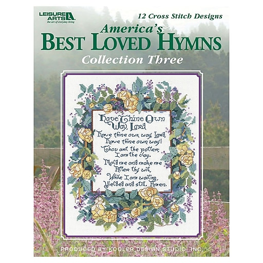 "Leisure Arts LA-4610 ""America's Best Loved Hymns"""