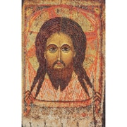 "Thea Gouverneur TG478A Multicolor 13.25"" x 8.75"" Icon Holy Face On Aida Counted Cross Stitch Kit"