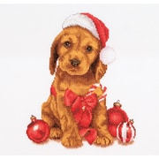 """Thea Gouverneur Multicolor 12.25"""" x 11.75"""" Counted Cross Stitch Kit"""