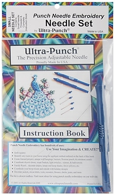Cameo C931 Plastic Ultra Punch Needle