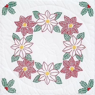 Jack Dempsey 732 642 Multicolor Poinsettias 18