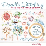 "Lark Books LB-5813 ""Doodle Stitching the Motif Collection"""