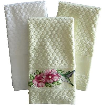 DMC TT6626-2724 Estate Diamond Weave Towel