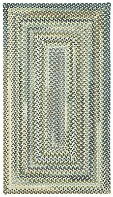 Capel Manchester Beige Area Rug; Concentric 1'8'' x 2'6''