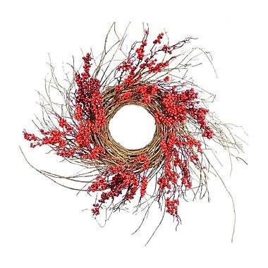 Fantastic Craft Berry Wreath