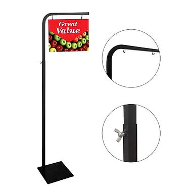 Futech A92 Hanging Sign Stand, 83