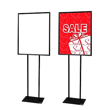Futech BH-28F Floor Sign Holder, 60