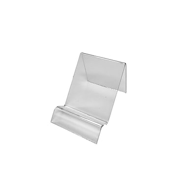 Futech CTS0138 Acrylic Easel Display, 2-3/4