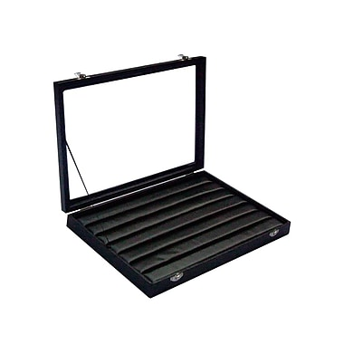 Futech JBOX-R6BV Rings Tray with Glass Lid, 2