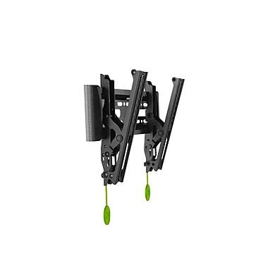 Futech – Supports muraux pour téléviseur TVW006, 9 ½ po x 12 ¾ po x 2 po, noir