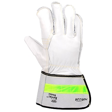 Horizon Cowhide Leather Linesman Glove 3.5