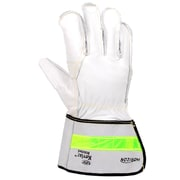 "Horizon Cowhide Leather Linesman Glove 3.5"" Cuff, 6 Pairs/Pack"