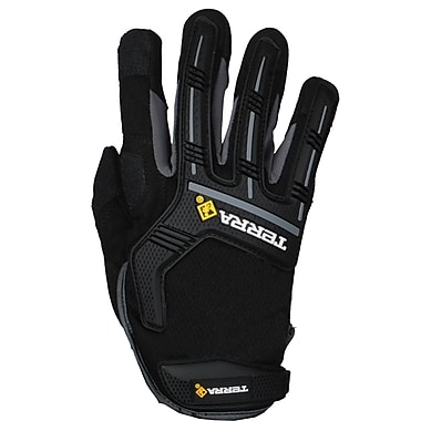 Terra Ultimate Protection Mechanics Gloves, 3 Pairs/Pack