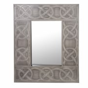Privilege Wooden Mirror