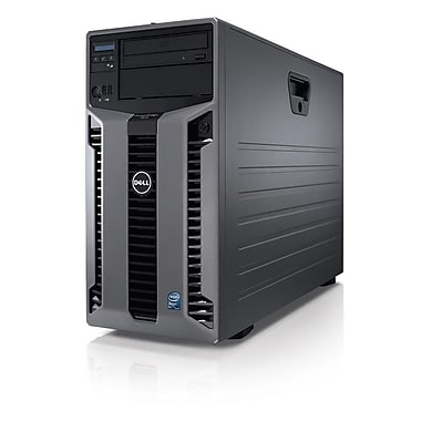 Dell Refurbished PowerEdge T610 2x Intel Xeon Quad Core X5647, 2.93GHz, 32GB RAM, 6x 600GB, DVD, 2x 870W