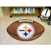 FANMATS NFL - Pittsburgh Steelers Football Mat