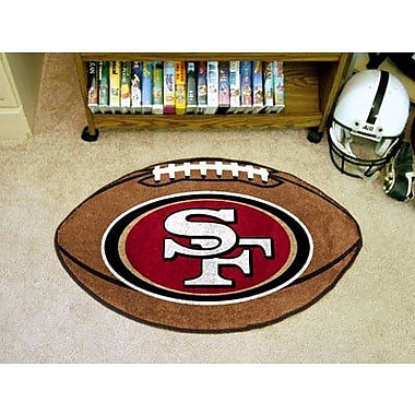 FANMATS NFL - San Francisco 49ers Football Mat