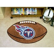 FANMATS NFL - Tennessee Titans Football Mat