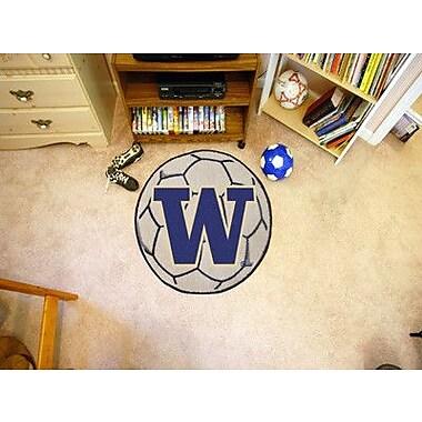 FANMATS NCAA University of Washington Soccer Ball