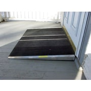 Prairie View Industries Self Supporting Threshold Ramp; 24'' x 2.5'' Rise