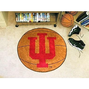 FANMATS NCAA Indiana University Basketball Mat