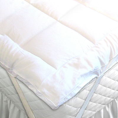 Maison Condelle Duck Mattress Topper; King