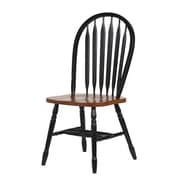 Sunset Trading Sunset Selections Arrowback Side Chair (Set of 2)