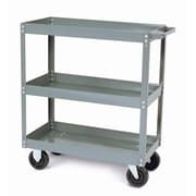 Quantum Mobile Utility Cart; 2 Shelves