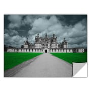 ArtWall ArtApeelz 'Castle' by Revolver Ocelot Photographic Print Removable Wall Decal