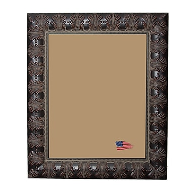 Rayne Frames Shane William Feathered Accent Picture Frame; 36'' x 12''