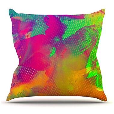 KESS InHouse Austra by Danny Ivan Throw Pillow; 20'' H x 20'' W x 1'' D