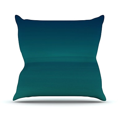 KESS InHouse When We're Together by Robin Dickinson Throw Pillow; 20'' H x 20'' W x 4'' D