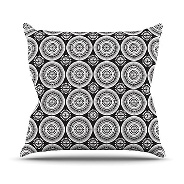 KESS InHouse Nandita Singh Throw Pillow; 16'' H x 16'' W x 3'' D