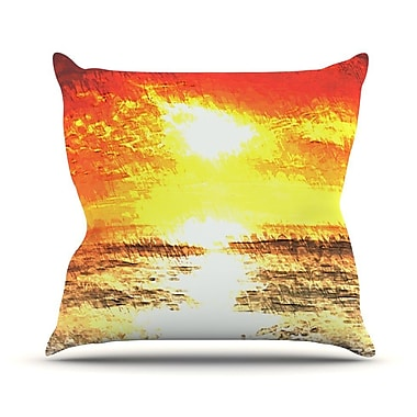 KESS InHouse Riviera by Oriana Cordero Throw Pillow; 20'' H x 20'' W x 4'' D