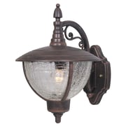 Special Lite Products Vista 1-Light Outdoor Wall lantern; Copper