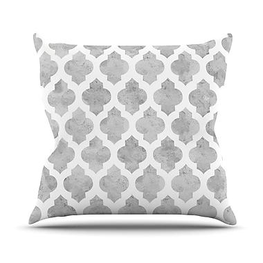 KESS InHouse Moroccan by Amanda Lane Throw Pillow; 20'' H x 20'' W x 1'' D
