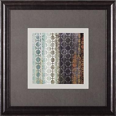 Art Effects Tribal Moderne III Aimee Wilson Framed Painting Print