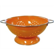 Reston Lloyd Calypso Basics 7 Quart Colander in Orange