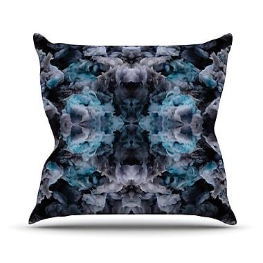 KESS InHouse Abyss by Akwaflorell Throw Pillow; 26'' H x 26'' W x 1'' D