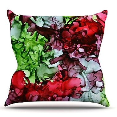 KESS InHouse TMNT by Claire Day Throw Pillow; 26'' H x 26'' W x 1'' D