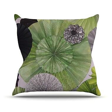 KESS InHouse Serenity by Heidi Jennings Throw Pillow; 18'' H x 18'' W x 3'' D