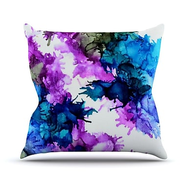 KESS InHouse Utopia by Claire Day Throw Pillow; 26'' H x 26'' W x 1'' D