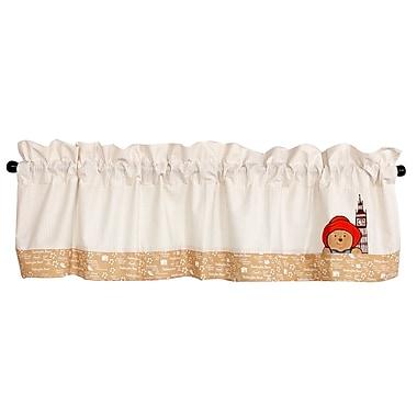 Trend Lab Paddington Bear 56'' Curtain Valance