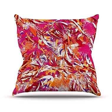 KESS InHouse You by Danny Ivan Throw Pillow; 16'' H x 16'' W x 1'' D