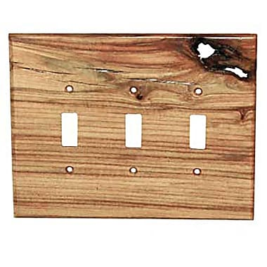 Sierra Lifestyles Traditional 3 Toggle; Rustic Hickory