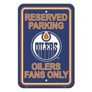 Fremont Die NHL Graphic Art; Edmonton Oilers