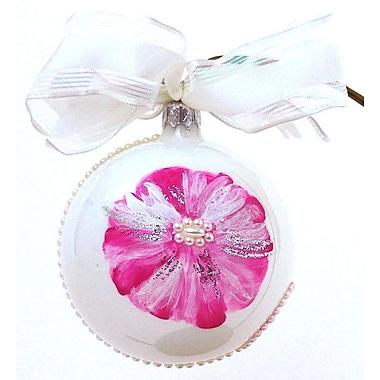 Eva Design Flower Ornament
