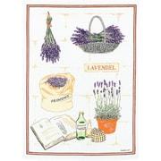 Mierco Lavender Pots Tea Towel (Set of 2)