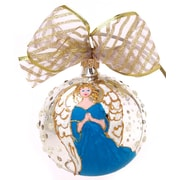 Eva Design Angel Ornament